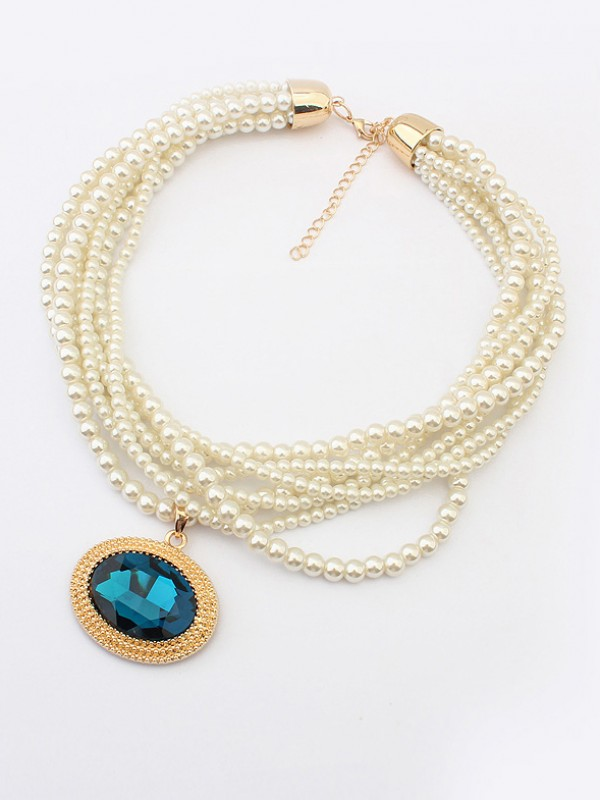 The Most Fashionable Occident Palace Retro Hot Sale Necklace