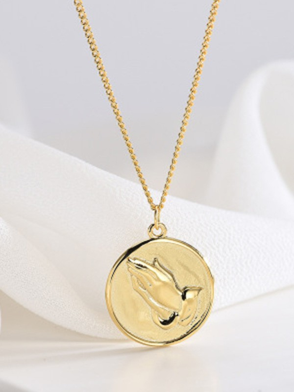 Attractive S925 Silver Hot Sale Necklaces
