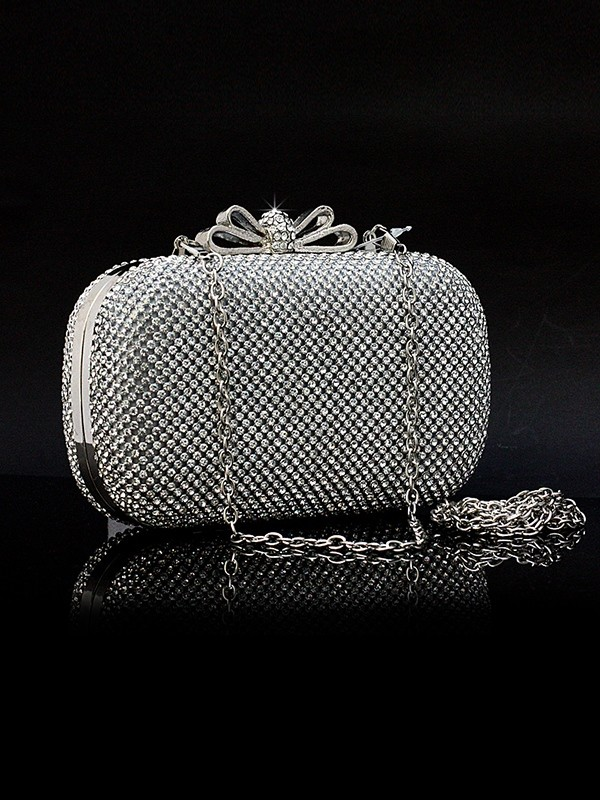 Fashion Trends Rhinestones Evening Handbags