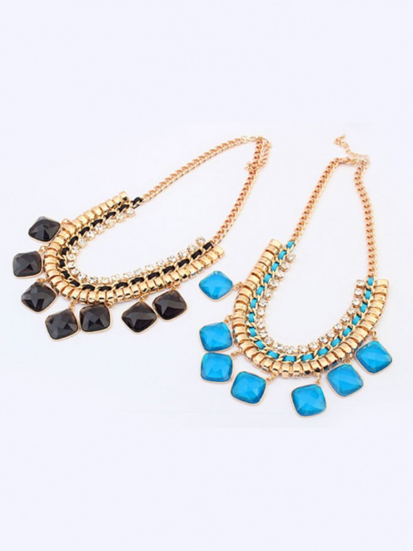 The Most Trendy Occident New Sweet Hot Sale Necklace