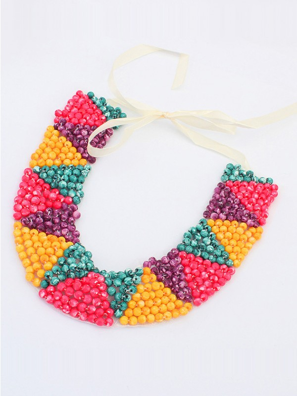 Fashion Trends Occident Bohemia Ethnic customs Hot Sale Necklace - I