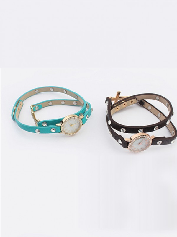 The Most Stylish Occident Punk Retro Cross Hot Sale Bracelets Watch