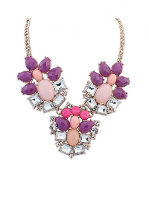 The Most Fashionable Occident Simple Geometry Exquisite Hot Sale Necklace