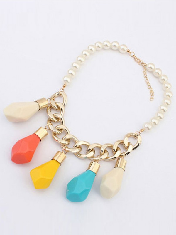 The Most Fashionable Occident Street shooting Personality Hot Sale Necklace