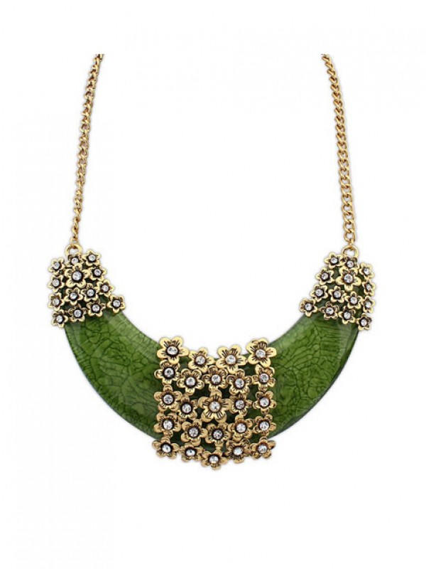 The Most Fashionable Occident Retro Exotic Style Hyperbolic Hot Sale Necklace