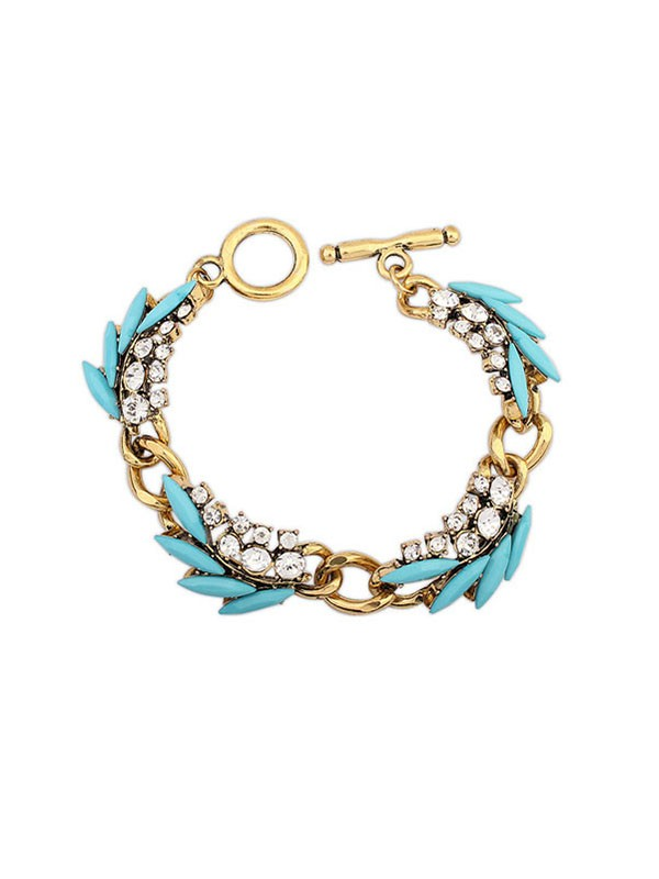 The Most Fashionable Occident Retro Ethnic Geometry Hot Sale Bracelets