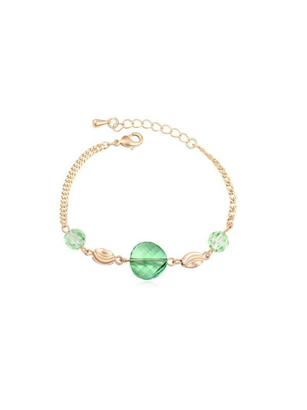 Fashion Trends Austria Crystal Hot Sale Bracelets
